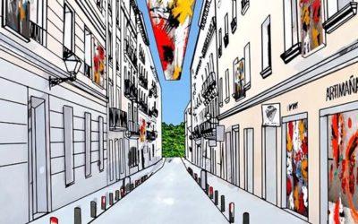 """Ataraxia """"Street Museum"""" un proyecto de José Manuel Ciria"""