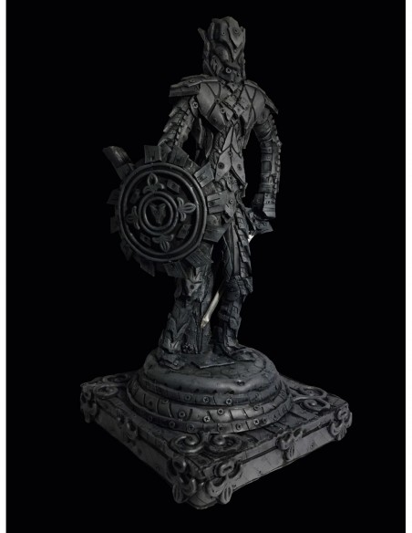 Guerrero: escultura pieza única