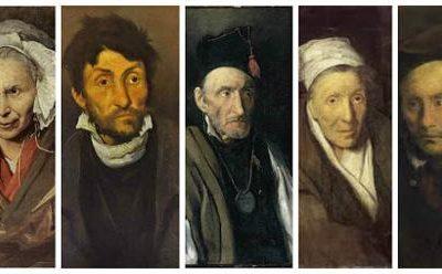 """La nueva """"Nomomanía"""" de Géricault"""